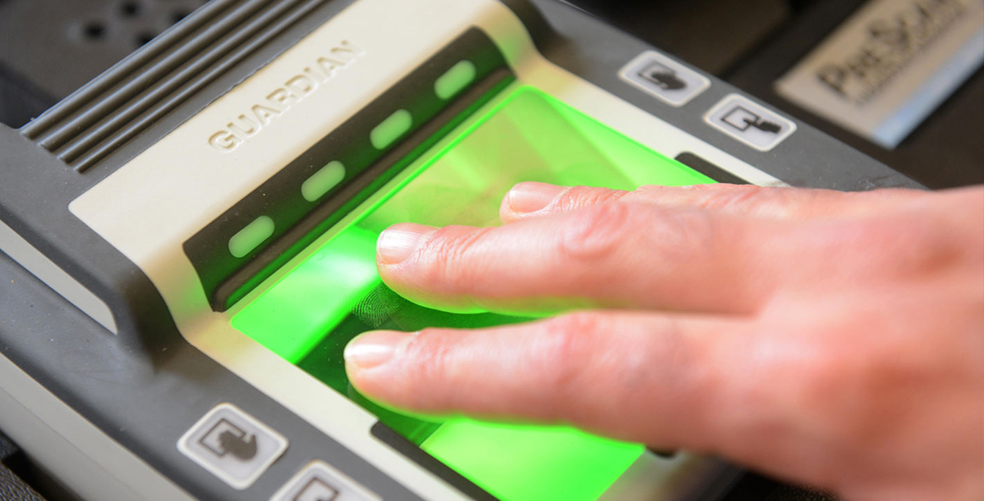 Live Scan Fingerprinting Executive Protection
